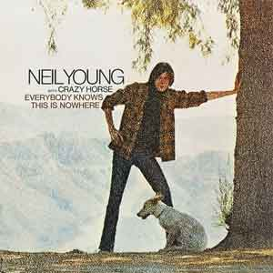 Neil Young Everybody Knows This is Nowhere LP uit 1969