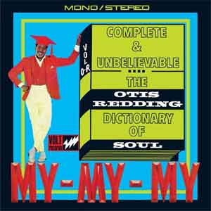 Otis Redding Complete & Unbelievable The Otis Redding Dictionairy of Soul