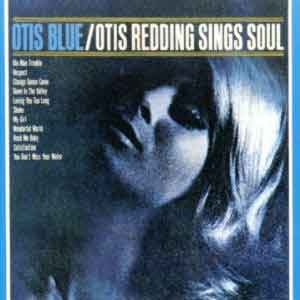 Otis Redding Otis Blue Otis Redding Sings Soul LP uit 1965