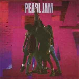 Pearl Jam Ten LP uit 1991