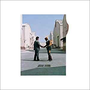 Pink Floyd Wish You Were Here LP uit 1975