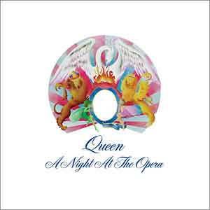 Queen A Night at the Opera LP uit 1975