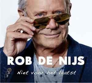 Rob de Nijs Niet voor het laatst LP uit 2017