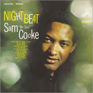 Sam Cooke Night Beat Soul LP uit 1963