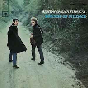 Simon & Garfunkel Sounds of Silence LP uit 1966