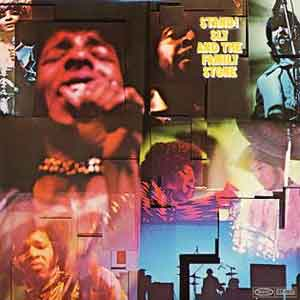Sly & the Family Stone Stand! LP uit 1969