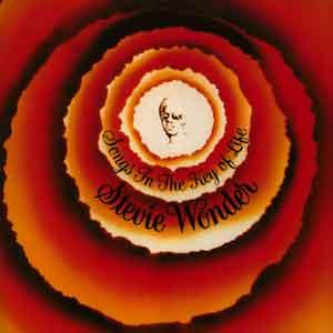 Stevie Wonder Songs in the Key of Life LP uit 1976