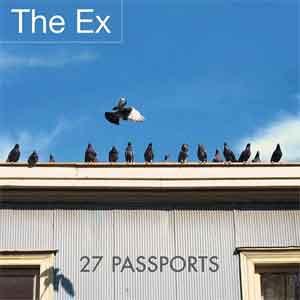 The Ex 27 Passports Nederlandse Punk