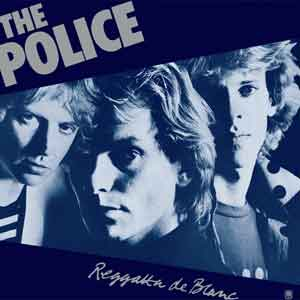 The Police Regatta de Blanc LP uit 1979