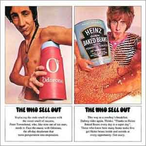 The Who The Who Sell Out LP uit 1967