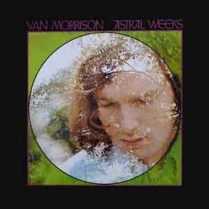 Van Morrison Astral Weeks LP uit 1968