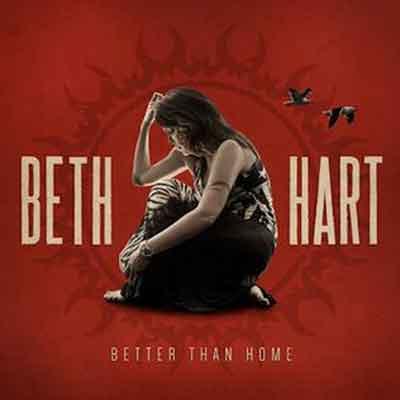 Beth Hart Better Than Home LP uit 2015