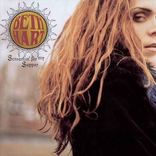 Beth Hart Screamin' for My Supper LP uit 1999