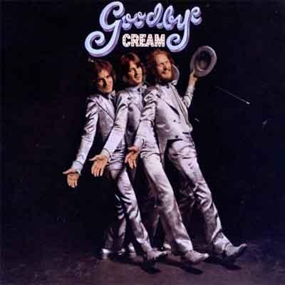 Cream Goodbye Laatste LP uit 1969