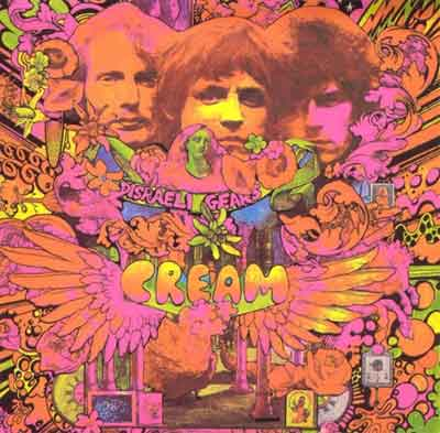 Cream LP's Albums Top 2000 Hits Bandleden en Informatie