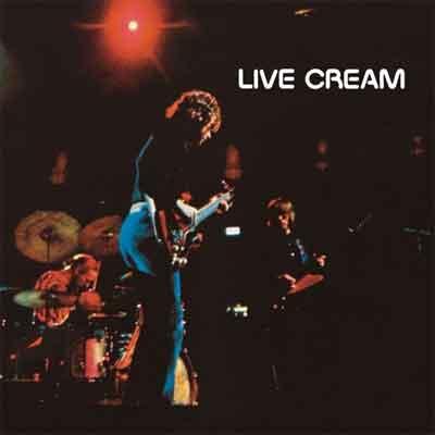 Cream Live Cream Live LP uit 1971