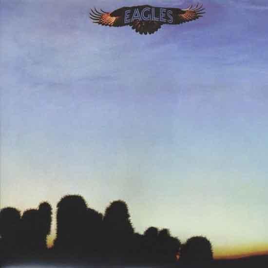 Eagles Debuut LP uit 1972