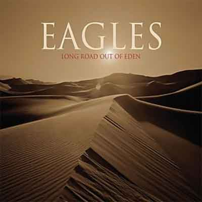 Eagles LP's en Albums Long Road Out of Eden