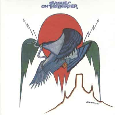 Eagles On the Border LP uit 1974