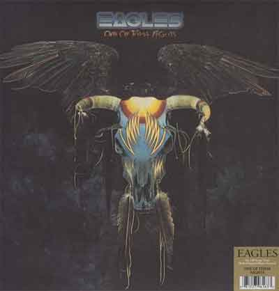Eagles One of These Nights LP uit 1975