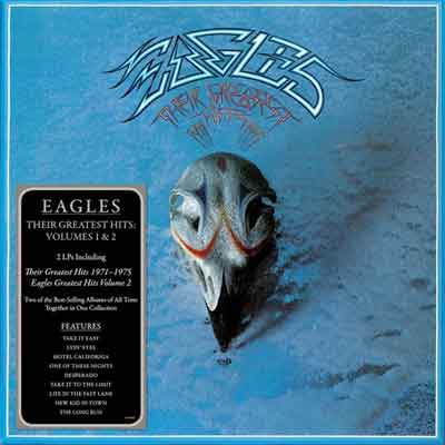 Eagles Their Greatest Hits LP
