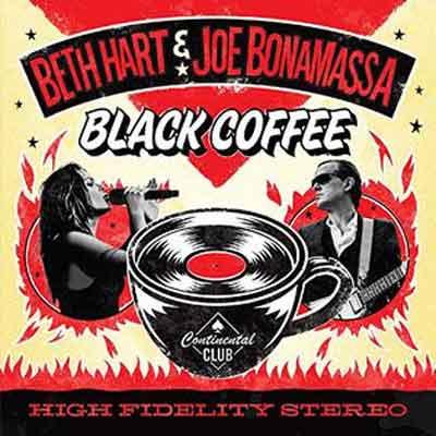 Joe Hart & Joe Bonamassa Black Coffee LP uit 2018