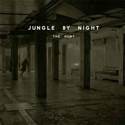 Jungle by Night The Hunt LP uit 2014