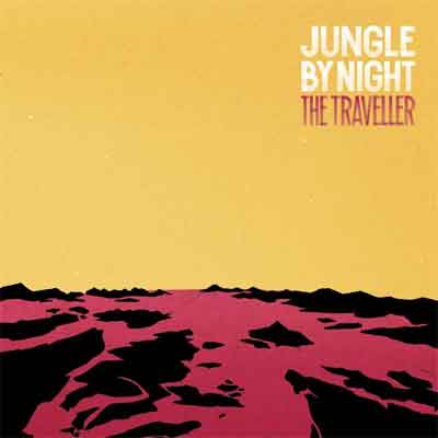 Jungle by Night The Traveller LP uit 2016