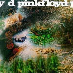 Pink Floyd A Saucerful of Secrets LP uit 1968