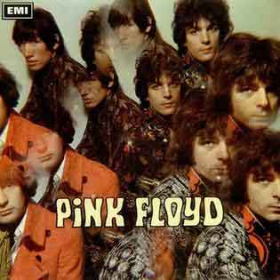 Pink Floyd The Piper at the Gates of Dawn LP uit 1967