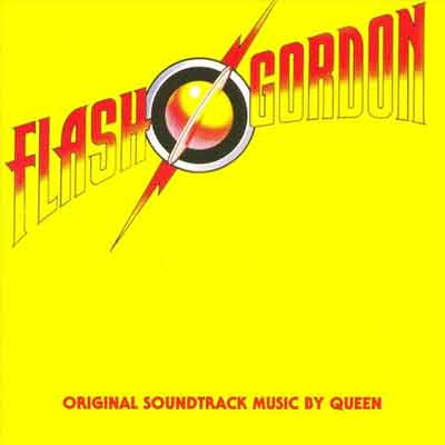 Queen Flash Gordon LP uit 1980