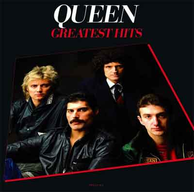 Queen Greatest Hits Verzamel LP