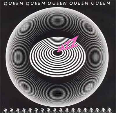 Queen Jazz LP uit 1978