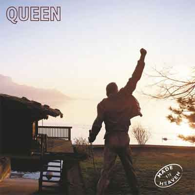 Queen LP's en Albums Queen Made in Heaven LP uit 1991
