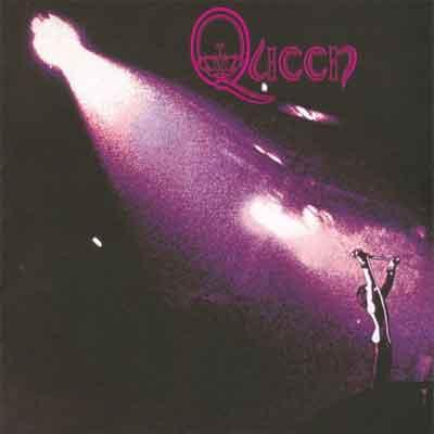Queen Queen Debuut LP uit 1973