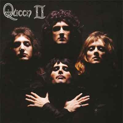 Queen Queen II LP uit 1974