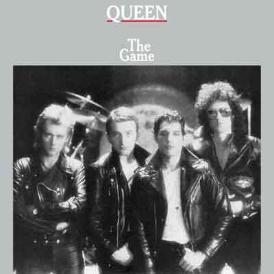 Queen The Game LP uit 1980