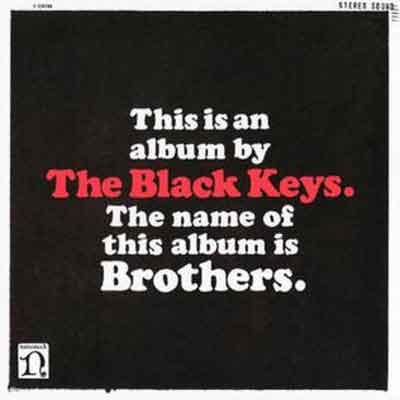 The Black Keys Brothers LP uit 2010