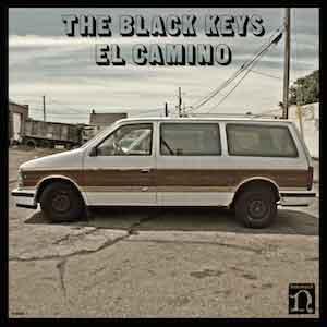 The Black Keys El Camino LP uit 2011