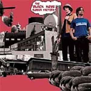 The Black Keys Rubber Factory LP uit 2004