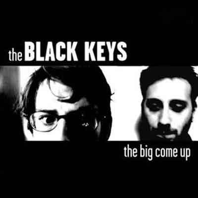 The Black Keys The Big Come Up Debuut LP uit 2002