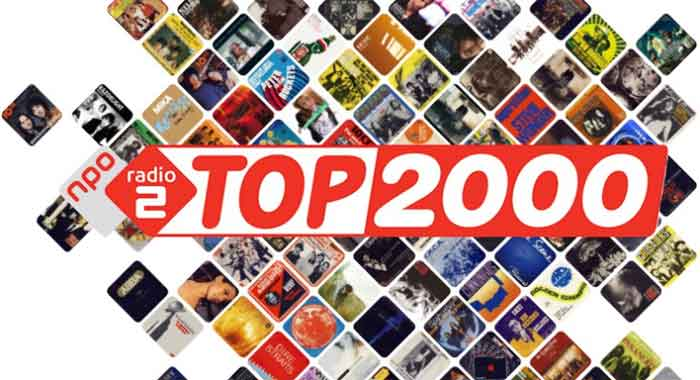 Top 2000 Liedjes Zangers Bands en Informatie