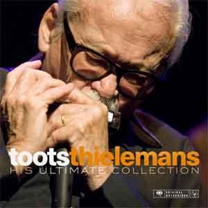 Mondharmonicaspelers Toots Thielemans