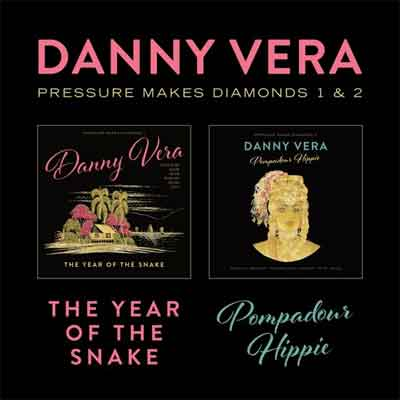 Danny Vera Pressure Makes Diamonds LP Recensie Review