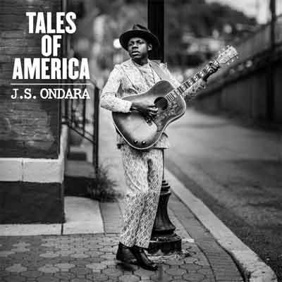 J.S. Ondara Tales of America LP Recensie Review