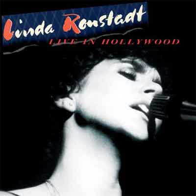 Linda Ronstadt Live in Hollywood LP Recensie