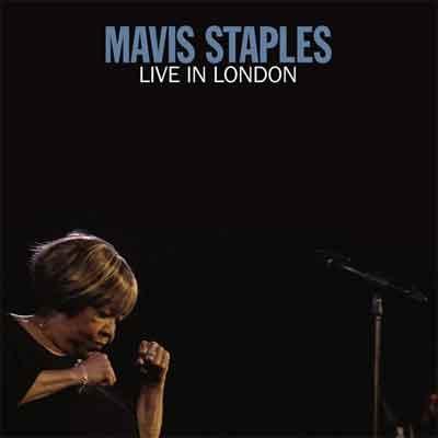 Mavis Staples Live in Londen LP Recensie Review en Informatie