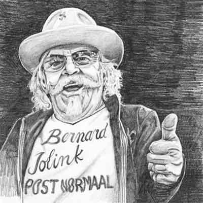 Bennie Jolink Post Normaal LP CD en Boek Recensie en Informatie