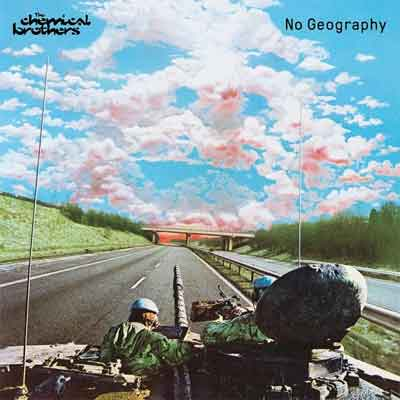 The Chemical Brothers No Geography LP Nummers Tracklist en Informatie