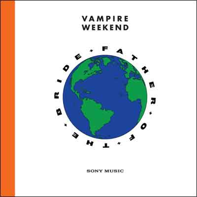 Vampire Weekend Father of the Bride LP Recensie en Tracklist